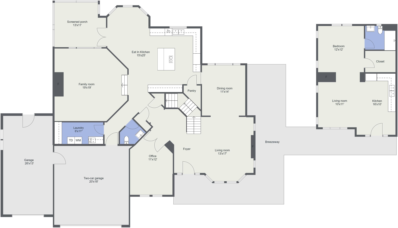 100 Smart Floor Plan Home50x60 Metal Home